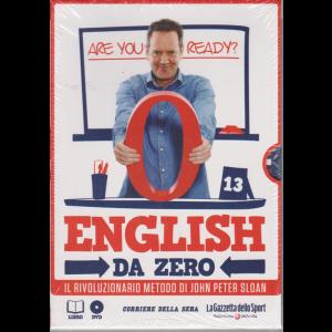 English da zero - n. 13 - settimanale
