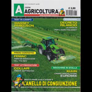 A Come Agricoltura - n. 76 - mensile - luglio 2020