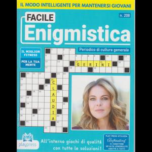 Facile Enigmistica - n. 208 - bimestrale - 6/7/2020 -