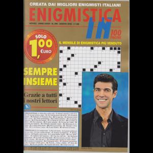 Enigmistica In - n. 398 - mensile - agosto 2020 - 100 pagine