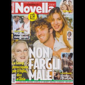Novella 2000 - n. 29 - settimanale - 8 luglio 2020