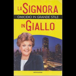 I Libri di Sorrisi Pocket- n. 6 - La signora in giallo - Omicidio in grande stile - 9/7/2020 - settimanale