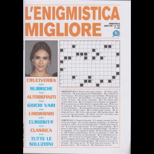 L'enigmistica migliore - n. 100 - bimestrale - agosto - settembre 2020 -