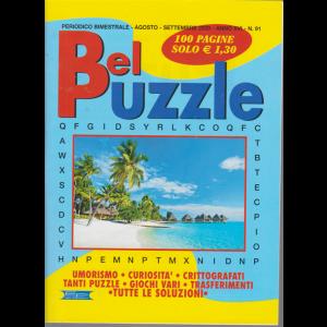 Bel Puzzle - n. 91 - bimestrale - agosto - settembre 2020 - 100 pagine