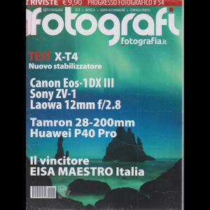 Tutti Fotografi + Progresso fotografico - n. 7 - luglio -agosto 2020 - mensile - 2 riviste