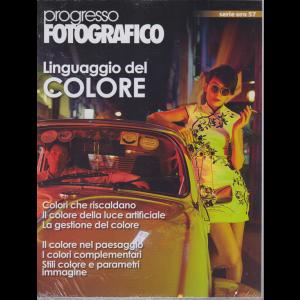 Progresso Fotografico - Linguaggio del colore - serie oro n. 57 - luglio - agosto 2020 - bimestrale -