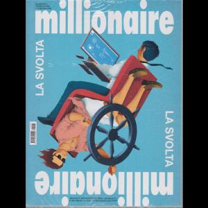 Millionaire - n. 8 - La svolta - luglio - agosto 2020 - mensile