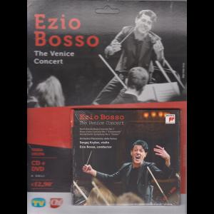 Cd Sorrisi e  Canzoni - Ezio Bosso - The Venice Concert - cd + dvd - terza uscita - n. 16 - 7/7/2020 -
