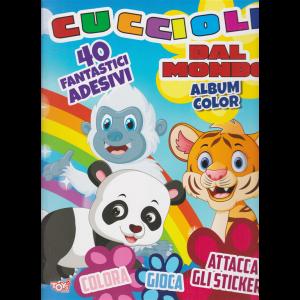 Toys2 Giochi e Colori - Cuccioli dal mondo - n. 43 - bimestrale - 18 giugno 2020 -