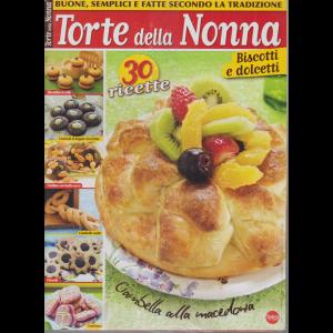 Cucina Tradizionale - Torte della nonna - Biscotti e dolcetti - n. 6 - bimestrale - luglio -agosto 2020 - 2 riviste - 30 ricette