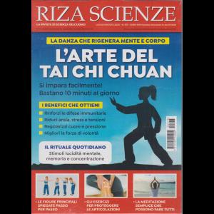 Riza Scienze - L'arte del Tai Chi Chuan - n. 373 - luglio - agosto 2020 - bimestrale