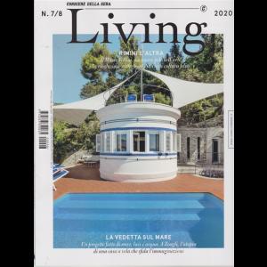 Living -  Mensile - n. 8 - luglio - agosto 2020