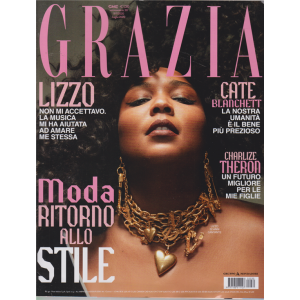 Grazia* - n. 30 - settimanale - 9/7/2020