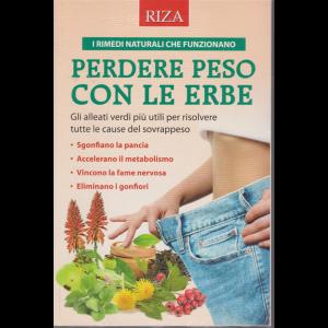 Le ricette Perdipeso - Perdere peso con le erbe - n. 105 - luglio 2020 -