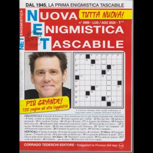 N.E.T. - Nuova enigmistica tascabile - n. 2989 - luglio - agosto 2020 - bimestrale