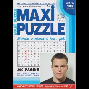 Maxi Puzzle - n. 161 - agosto - settembre 2020 - trimestrale - 200 pagine