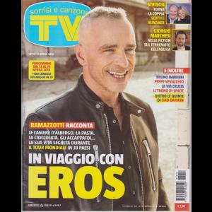 Sorrisi E Canzoni Tv - n. 14 - 9 aprile 2019 - settimanale
