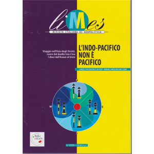 Limes - n. 6 /2020 - L'Indo - Pacifico non è pacifico
