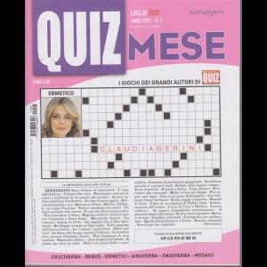 Domenica Quiz Mese - n. 7 - luglio 2020 - mensile
