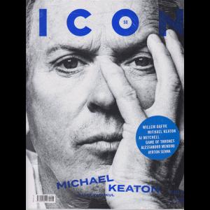 Icon - n. 50 - aprile 2019 - mensile - Michael Keaton
