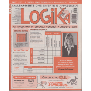 Settimana Logika - n. 113 - luglio 2020 - settimanale