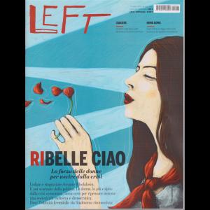 Left Avvenimenti - n. 28 - 10 luglio 2020 - 16 luglio 2020 - settimanale