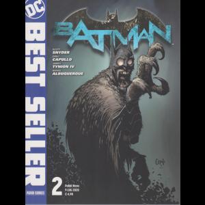 Batmsn - Best seller - n. 2 - mensile - 9 luglio 2020
