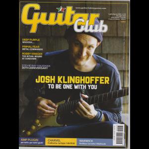 Guitar Club - Josh Klinghoffer - n. 7 - luglio - agosto 2020 - mensile