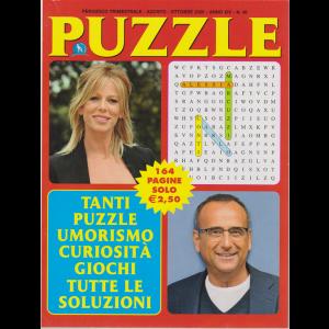 Puzzle - n. 48 - trimestrale - agosto - ottobre 2020 - 164 pagine