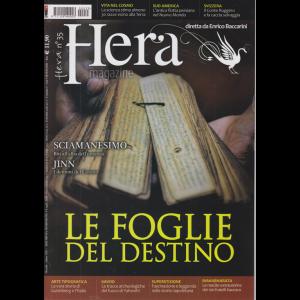 Hera magazine - n. 35 - mensile - 5 luglio 2020 -