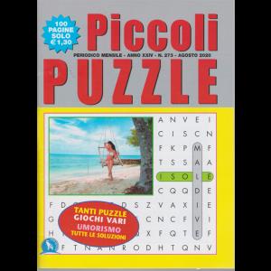 Piccoli Puzzle - n. 273 - mensile - agosto 2020 - 100 pagine