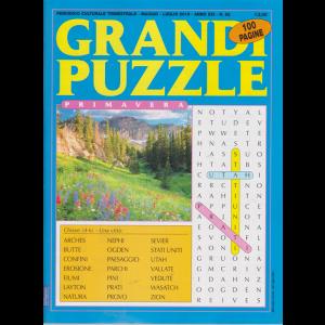 Grandi Puzzle - n. 82 - trimestrale - maggio - luglio 2019 - 100 pagine - primavera