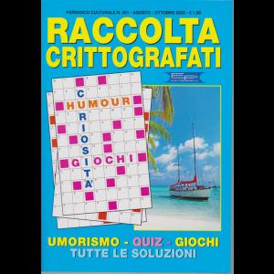 Raccolta Crittografati - n. 351 - agosto - ottobre 2020 -
