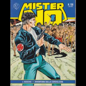 Mister No - n. 159 - luglio 2020 - mensile -