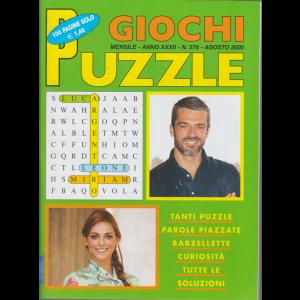 Giochi Puzzle - n. 376 - mensile - agosto 2020 - 100 pagine