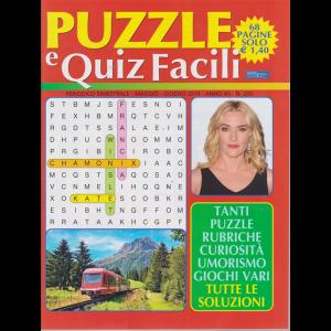 Puzzle E Quiz Facili - n. 269 - bimestrale - maggio - giugno 2019 -