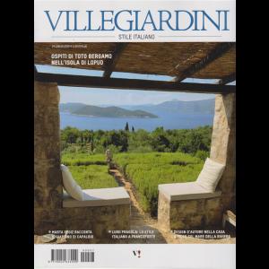 Villegiardini - stile italiano - n. 7 - 14 luglio 2020 - mensile -