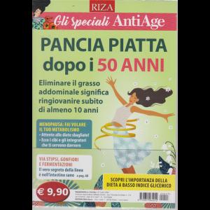 AntiAge- Gli speciali AntiAge - n. 27 - luglio 2020 - Pancia piatta dopo i 50 anni