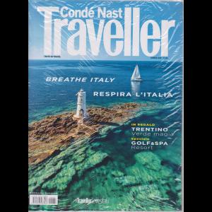 Condè Nast Traveller - Breathe Italy - n. 84 - trimestrale - 8 luglio 2020 - 2 riviste