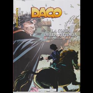 Aureacomix - Dago - n. 108 - La corsa della vittoria - mensile - 10 luglio 2020