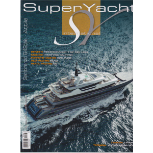 Superyacht International - n. 66 - trimestrale - 29/6/2020 -