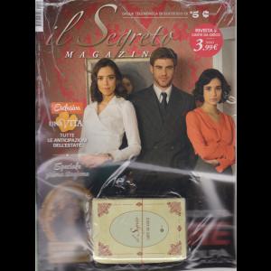 Il Segreto Magazine Speciale - n. 71 - 14 luglio 2020 - mensile + carte da gioco