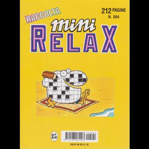 Raccolta Mini Relax - n. 504 - mensile - luglio 2020 - 212 pagine