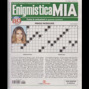 Enigmistica Mia - n. 29 - 20 luglio 2020 - settimanale -