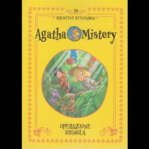 Agatha Mistery  - Operazione giungla - n. 29 - Sir Steve Stevenson - settimanale -
