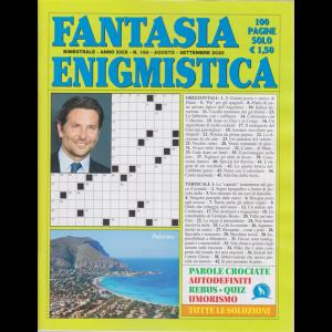 Fantasia Enigmistica - n. 166 - bimestrale - agosto - settembre 2020 - 100 pagine