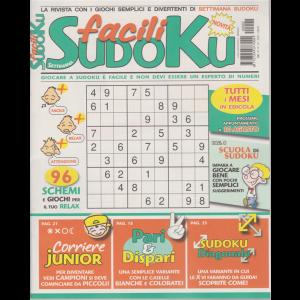 Facili Sudoku - n. 2 - mensile - 10/7/2020