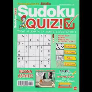 Sudoku Quiz - n. 30 - luglio - agosto 2020 - bimestrale -