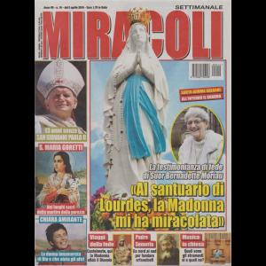 Miracoli - n. 10 - 5 aprile 2019 - settimanale