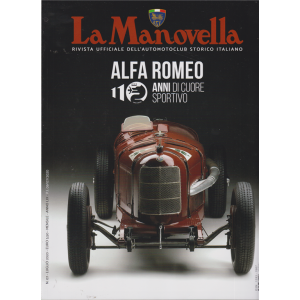 La Manovella - n. 7 - luglio 2020 - mensile